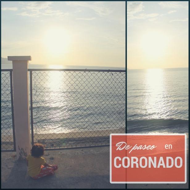 De paseo a Coronado